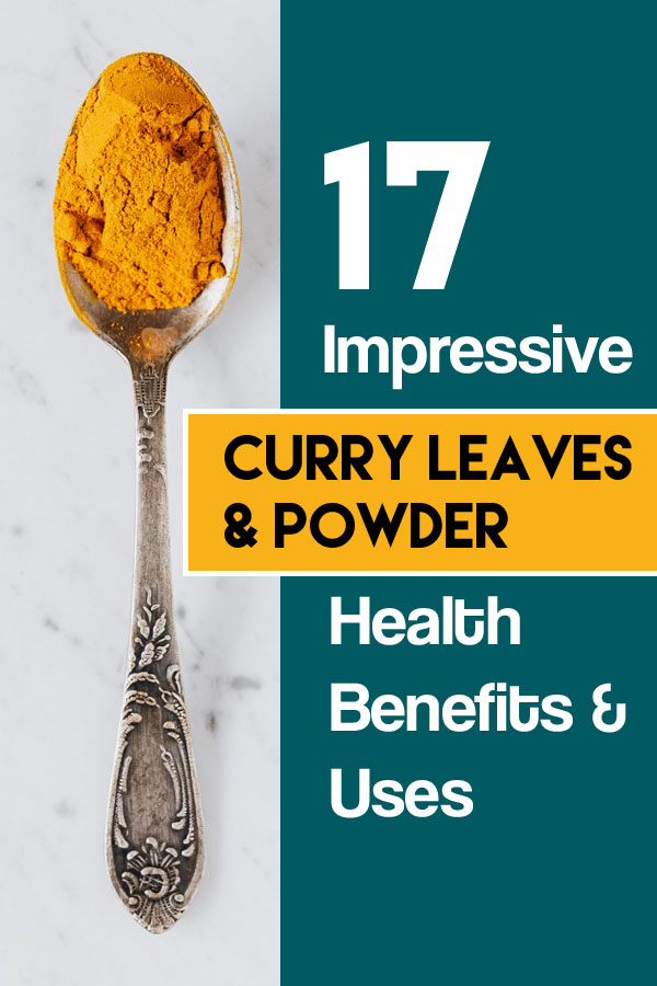 Curry leaves health benefits and uses