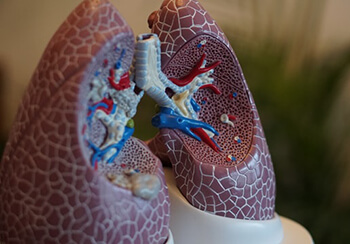 can help reduce a person's risk in contracting bronchitis